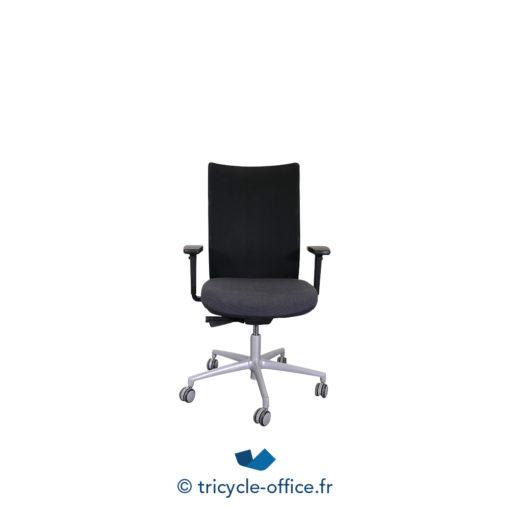 Tricycle Office Mobilier Bureau Occasion Fauteuil De Bureau Eurosit Assise Gris Pied Gris Clair (3)