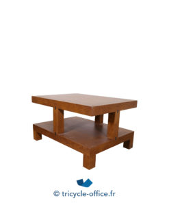 Tricycle Office Mobilier Bureau Occasion Table Basse Bois Exotique (1)