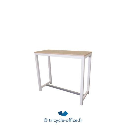 Tricycle Office Mobilier Bureau Occasion Table Haute Bois (1)