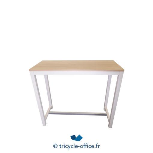 Tricycle Office Mobilier Bureau Occasion Table Haute Bois (2)