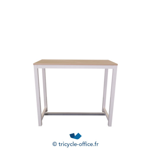 Tricycle Office Mobilier Bureau Occasion Table Haute Bois (3)