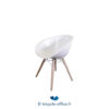 Tricycle Office Mobilier Bureau Occasion Chaise Visiteur Pedrali Gliss 904 (2)