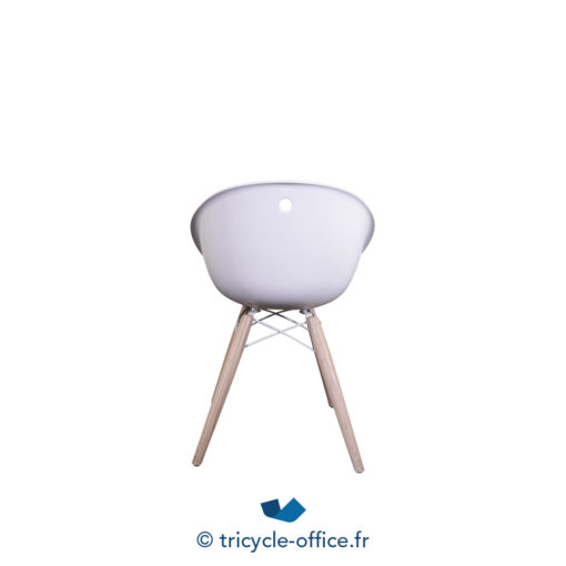 Tricycle Office Mobilier Bureau Occasion Chaise Visiteur Pedrali Gliss 904 (4)