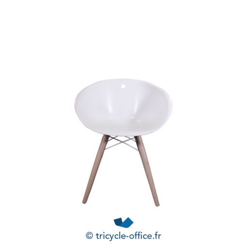 Tricycle Office Mobilier Bureau Occasion Chaise Visiteur Pedrali Gliss 904 (5)