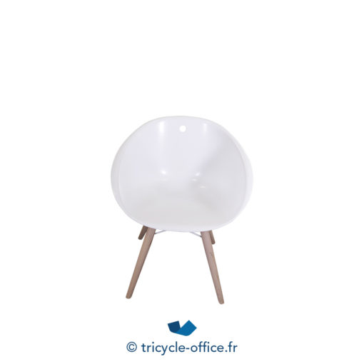 Tricycle Office Mobilier Bureau Occasion Chaise Visiteur Pedrali Gliss 904 (6)