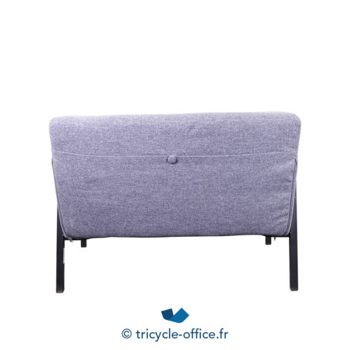 Tricycle Office Mobilier Bureau Occasion Chauffeuse Grise Amovible (5)