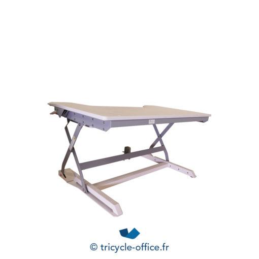 Tricycle Office Mobilier Bureau Occasion Rehausseur Bureau Deskrite 100 (11)
