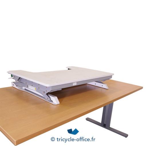 Tricycle Office Mobilier Bureau Occasion Rehausseur Bureau Deskrite 100 (16)