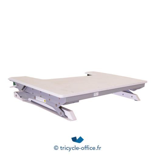 Tricycle Office Mobilier Bureau Occasion Rehausseur Bureau Deskrite 100 (17)
