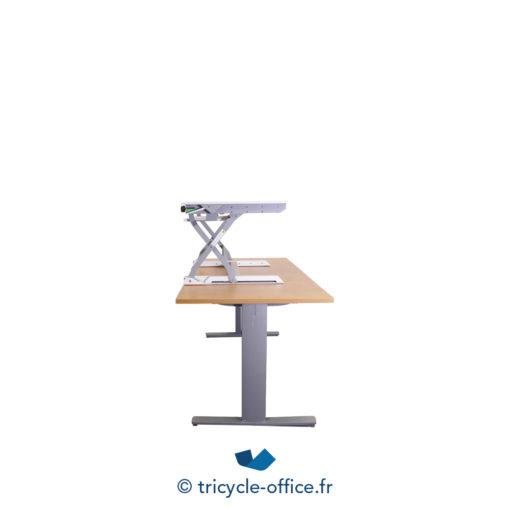 Tricycle Office Mobilier Bureau Occasion Rehausseur Bureau Deskrite 100 (3)