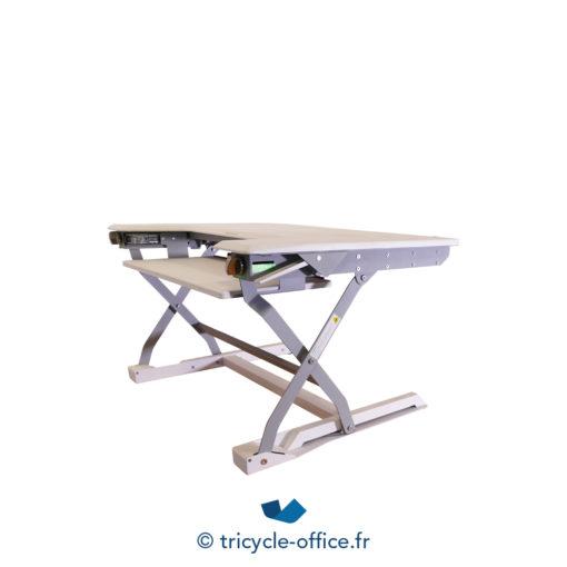Tricycle Office Mobilier Bureau Occasion Rehausseur Bureau Deskrite 100 (6)
