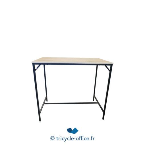 Tricycle Office Mobilier Bureau Occasion Lot Table Haute Et Tabourets Neuf 3