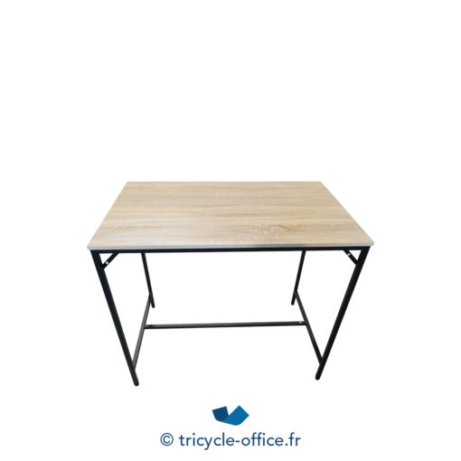 Tricycle Office Mobilier Bureau Occasion Lot Table Haute Et Tabourets Neuf 2