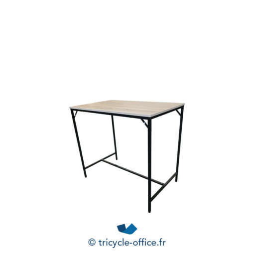 Tricycle Office Mobilier Bureau Occasion Lot Table Haute Et Tabourets Neuf 1