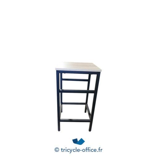 Tricycle Office Mobilier Bureau Occasion Lot Table Haute Et Tabourets Neuf 7