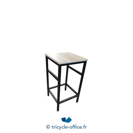 Tricycle Office Mobilier Bureau Occasion Lot Table Haute Et Tabourets Neuf 5