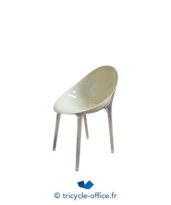 Tricycle Office Mobilier Bureau Occasion Chaise Visiteur Mr Impossible Kartell (4)