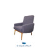 Tricycle Office Mobilier Bureau Occasion Chauffeuse Confortable Anthracite (3)
