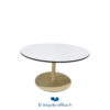 Tricycle Office Mobilier Bureau Occasion Petite Table Blanche (2)