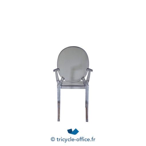 Tricycle Office Mobilier Bureau Occasion Chaise Visiteur Louis Xiv Type Pedrali (3)