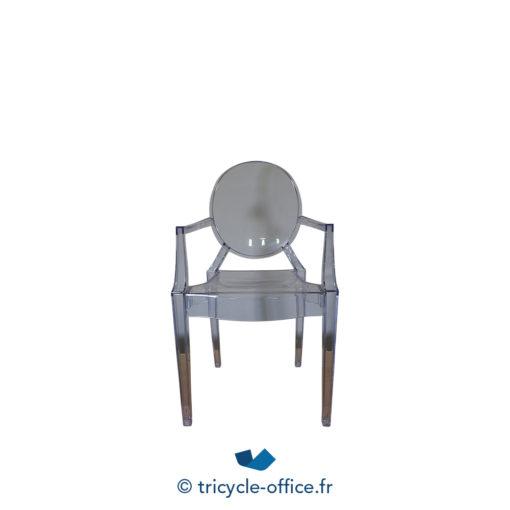 Tricycle Office Mobilier Bureau Occasion Chaise Visiteur Louis Xiv Type Pedrali (4)