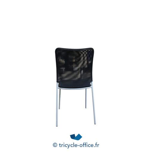 Tricycle Office Mobilier Bureau Occasion Chaise Visiteur Noir Profim (6)