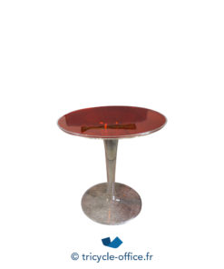 Tricycle Office Mobilier Bureau Occasion Table D Appoint Tip Top Kartell (3)