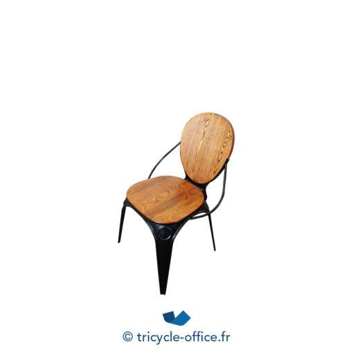 Tricycle Office Mobilier Bureau Occasion Chaise Visiteur Louix Zuiver (5)