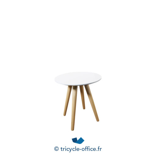 Tricycle Office Mobilier Bureau Occasion Table Basse Trepieds Bois (2)