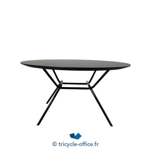 Tricycle Office Mobilier Bureau Occasion Tables Basses Noires Piètement Design (2)