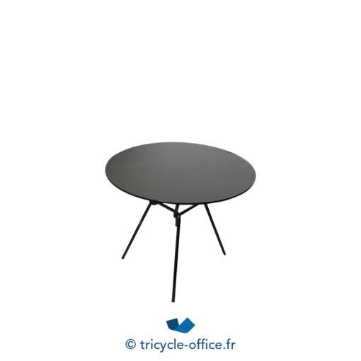 Tricycle Office Mobilier Bureau Occasion Tables Basses Noires Piètement Design Haute (2)