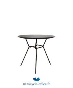 Tricycle Office Mobilier Bureau Occasion Tables Basses Noires Piètement Design Haute (3)