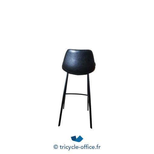 Tricycle Office Mobilier Bureau Occasion Tabouret Haut Cuir Synthetique Dutchbone (5)