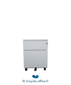Tricycle Office Mobilier Bureau Occasion Tricycle Office Mobilier Bureau Occasion Sans Poignées Blanc (2)