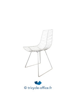 Tricycle Office Mobilier Bureau Occasion Chaise Exterieur Blanche Design (3)