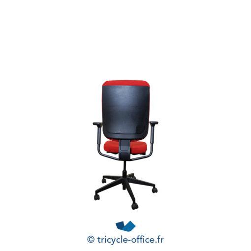 Tricycle Office Mobilier Bureau Occasion Fauteuil De Bureau Reply Steelcase Rouge (1)