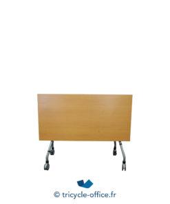 Tricycle Office Mobilier Bureau Occasion Table Basculante Bois 140 Cm (5)