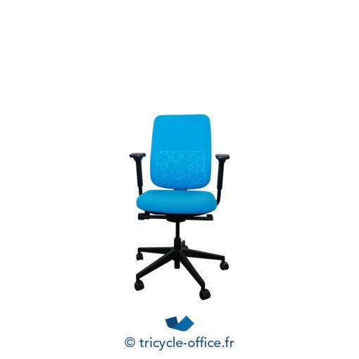 Tricycle Office Mobilier Bureau Occasion Fauteuil De Bureau Reply Steelcase Bleu Ciel (1)