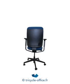 Tricycle Office Mobilier Bureau Occasion Fauteuil De Bureau Reply Steelcase Bleu Marine (1)