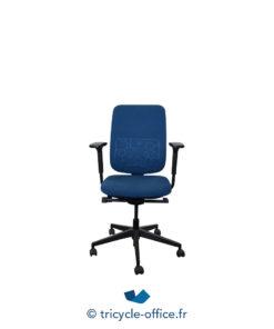 Tricycle Office Mobilier Bureau Occasion Fauteuil De Bureau Reply Steelcase Bleu Marine (2)