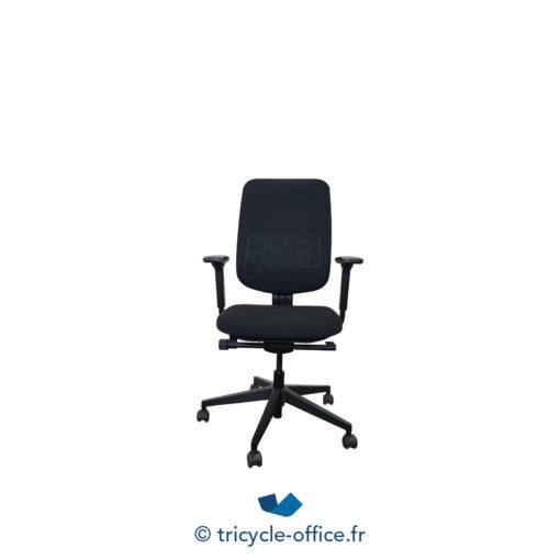 Tricycle Office Mobilier Bureau Occasion Fauteuil De Bureau Reply Steelcase Noir (2)