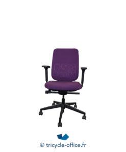 Tricycle Office Mobilier Bureau Occasion Fauteuil De Bureau Reply Steelcase Violet (1)